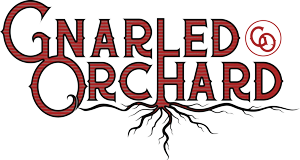 Valley View Farm, Gnarled Orchard Logo